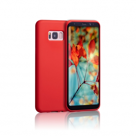 Clambo Crystal Series Samsung Galaxy S8 Plus Silicone Case